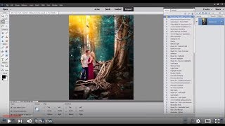 How to upload actions, brushes, and overlays in Photoshop Elements 11+