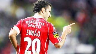 Simão Sabrosa ● Sport Lisboa e Benfica ● 2001-2007