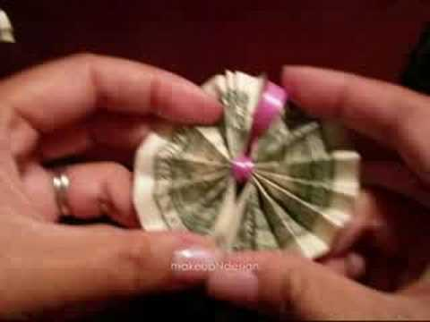 How To Fold Dollar Bill Origami