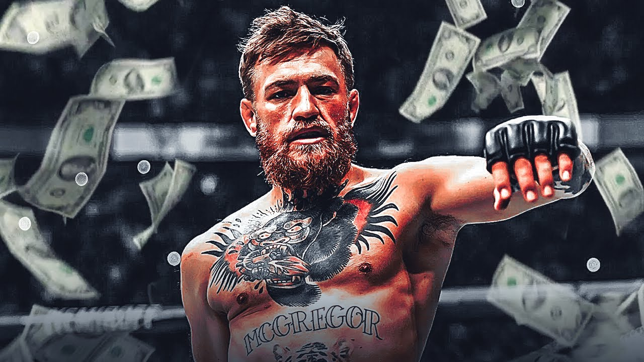 Top 10 Highest Paid Ufc Fighters Youtube