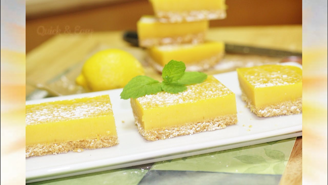 These No Bake Lemon Cheesecake Bars are the perfect dessert for days when turning on the oven is just not an option. These delicious lemon bars, which are made with lemon cookies and tart lemon juice, are easy to make and do not take a lot of time to prepare. The recipe calls for lemon cookies, cream cheese, and Cool Whip.