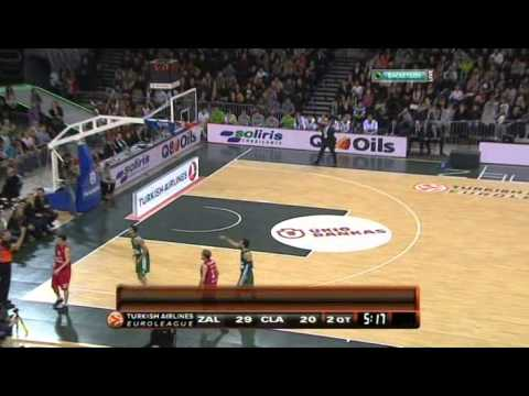 Highlights: Caja Laboral - Zalgiris Kaunas from YouTube · Duration:  1 minutes 39 seconds