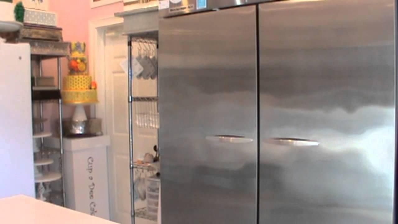 Commercial Kitchen Bakery Mini Tour Youtube