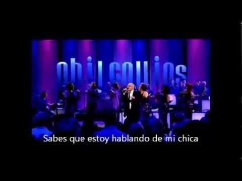 "PHIL COLLINS ""My girl"" (LIVE, 2010) SUBTITULADA AL ESPAÑOL"