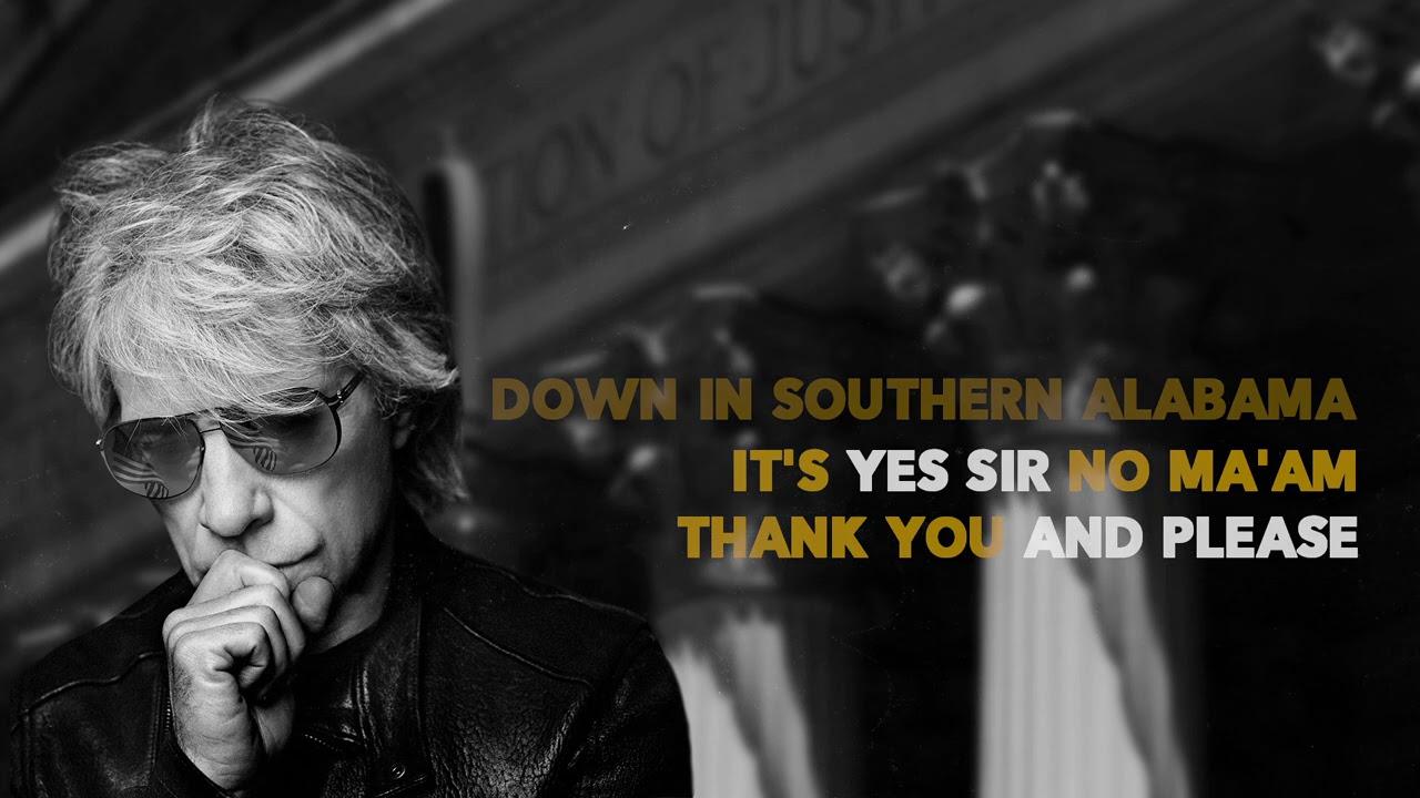 Bon Jovi - Brothers In Arms (Lyric Video)