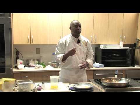 SCCC Culinary Club Presents: Chef John Weston