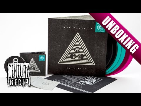 PERIPHERY - Periphery IV: HAIL STAN (Unboxing)