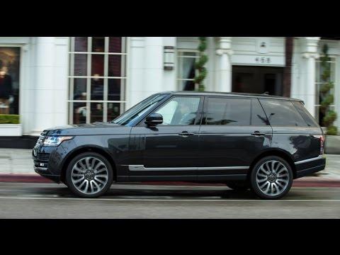 Grand Tест | Range Rover Vogue Long Wheelbase