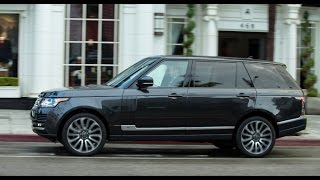 Grand Tест | Range Rover Vogue Long Wheelbase