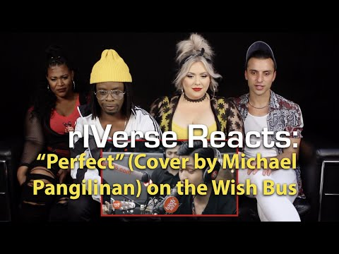 """rIVerse Reacts: """"Perfect"""" (Cover by Michael Pangilinan) - Wish Bus Performance Reaction"""
