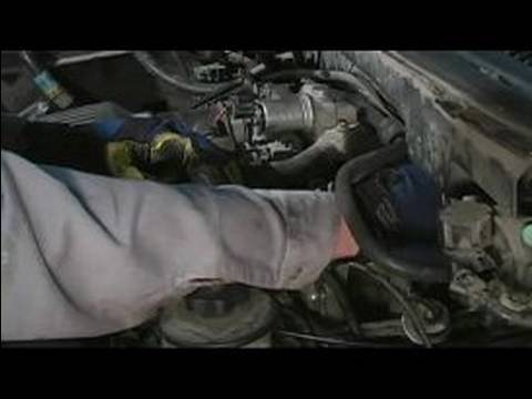 Replace an EGR Valve : Prepping a Mounting Gasket Surface