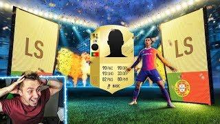 NAJLEPSZA PACZKA W HISTORII DRAFTU!  FIFA 18 / DEV