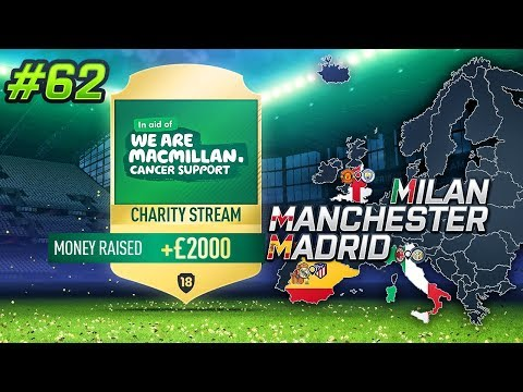 RAISING OVER � FOR CHARITY BY PLAYING FIFA!!! MMM EP62