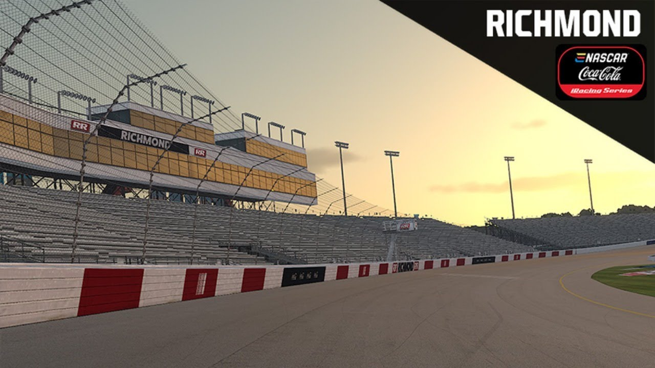 Full Race Replay: eNASCAR Coca-Cola iRacing Series from Richmond Raceway
