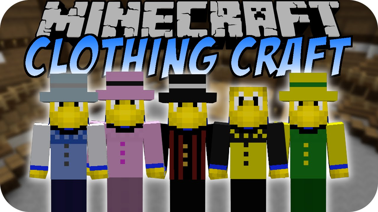 how to change minecraft clothes