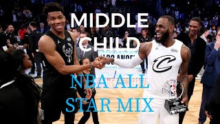 NBA ALL STAR 2019 MIX - MIDDLE CHILD