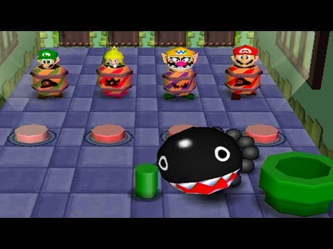 Download Video Mario Party Island Tour - 4 Player Minigames
