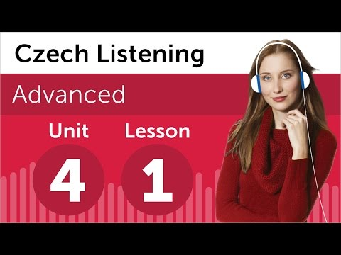 Czech Listening Practice - Which Bank Should You Choose in The Czech Republic?
