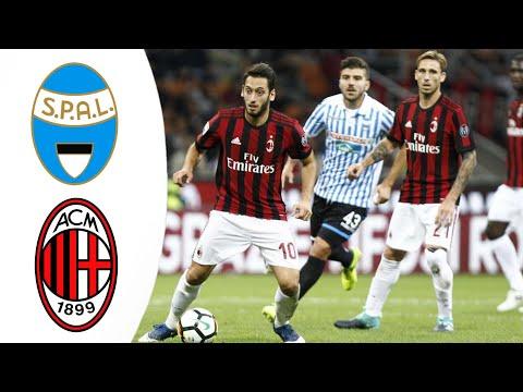 SPAL - MILAN 2-2 MATCH REWIEW HIGHLIGHTS \u0026 ALL GOALS / СПАЛ - Милан 2:2 ОБЗОР МАТЧА 1080