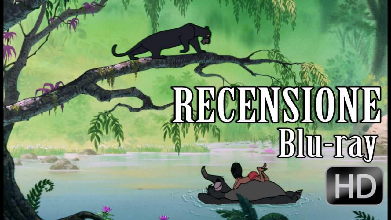 Il Libro della Giungla - Recensione Blu-ray - YouTube