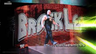 Brock Lesnar 8th WWE Theme Song - ''Next Big Thing'' (Remix/Remastered) With Download Link