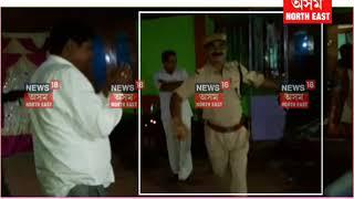 Police dance video viral on social media in Karimganj