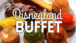 All You Can Eat Italian! NEW Disneyland Buffet - Beyond Vegas