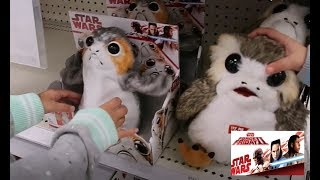 Star Wars PORG MANIA #PorgNation The Last Jedi