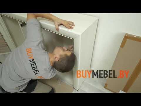 Сборка мебели АНРЕКС- мебельный магазин БаймебельБай-как собрать тумбу ANREX