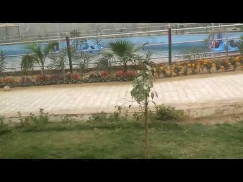 New green park opening in indirapuram,khoda pusta 2