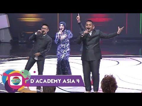 GILANG KERENN! Terima Tantangan Cover Rap HBD Indosiar Bahasa Baturaja!   DA Asia 4