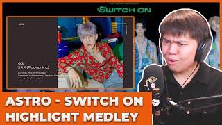 ASTRO (아스트로) - 8th Mini Album 'SWITCH ON' Highlight Medley R…