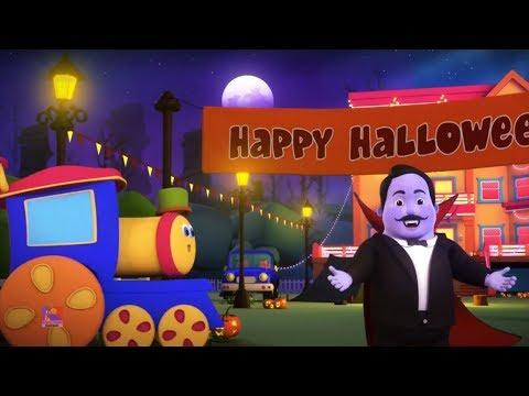 Ха-Ха Хэллоуин | Хэллоуин для детей | фестиваль Хэллоуина | Ha Ha Halloween | Bob The Train Russia
