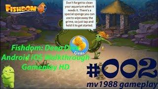 Fishdom - Deep Dive - Android iOS Walkthrough Part 2 Level 9-15