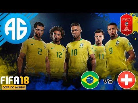 FIFA 18 WORLD CUP RÚSSIA 2018 - O INÍCIO OFICIAL DA COPA DO MUNDO (Português-BR) PS4