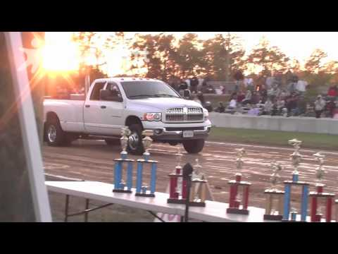 2003 Dodge Ram 3500 4x4 5.9 2nd Place Truck Pull H