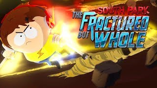 Прохождение South Park: The Fractured But Whole — Часть 3: САМЫЙ БЫСТРЫЙ ЧЕЛОВЕК
