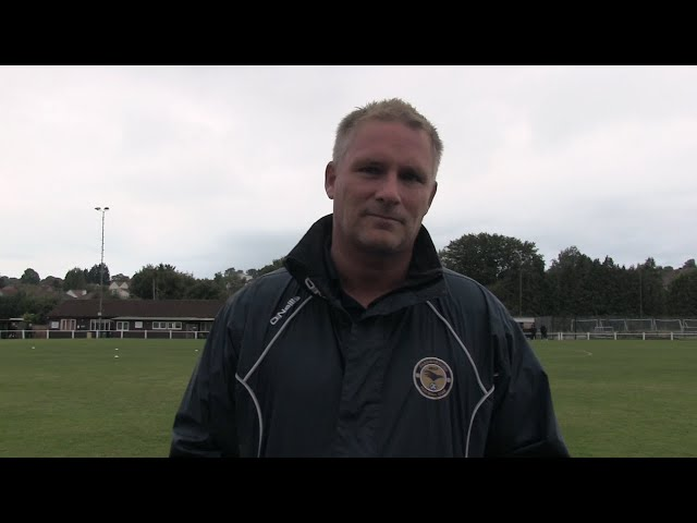 2020-09-22 | Chalfont St Peter vs Farnborough | Spencer Day Pre-Match Interview