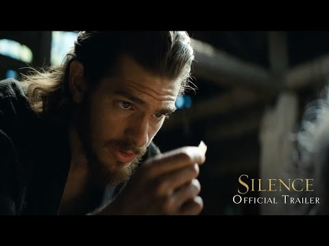 Thumbnail: Silence Official Trailer (2016) - Paramount Pictures