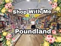 Poundland Shop With Me - Filmed 4th July
