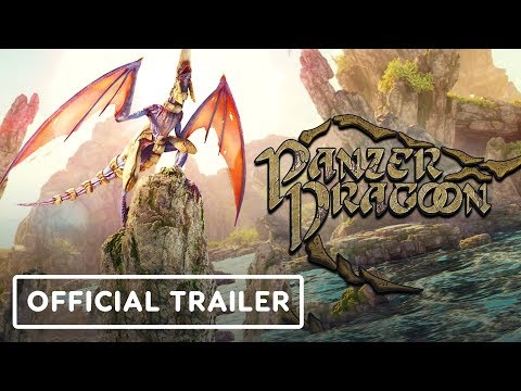Panzer Dragoon Reveal Trailer - E3 2019