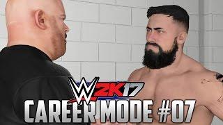 WWE 2K17 MYCAREER: