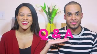 HOW WE MET, COUPLES Q&A PART 1