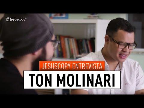 TON MOLINARI - JesusCopy Entrevista