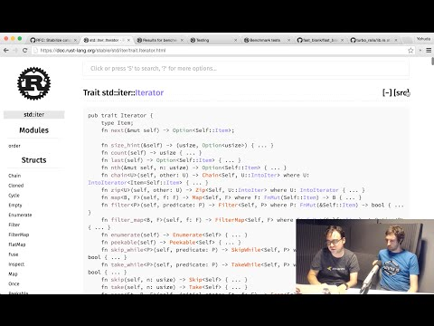 Using Rust with Ruby, a deep dive with Yehuda Katz