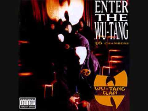 Wu-Tang Clan - #3 Clan In Da Front - 36 Chambers