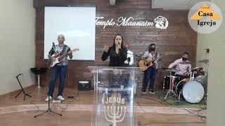Louvor e Adoração do Templo Maanaim 28/06/20 Culto domingo de manhã