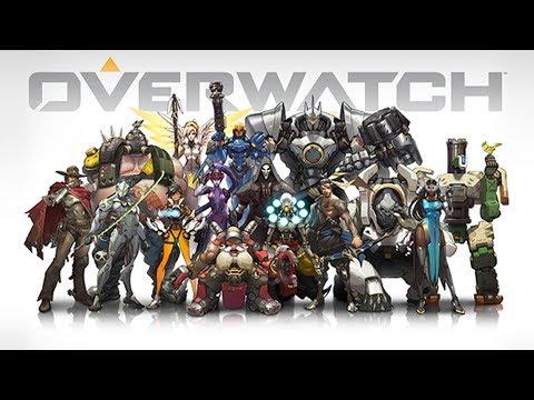 Söndagskaos med Overwatch thumbnail