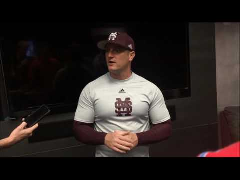 Andy Cannizaro Press Conference - 2/28/17