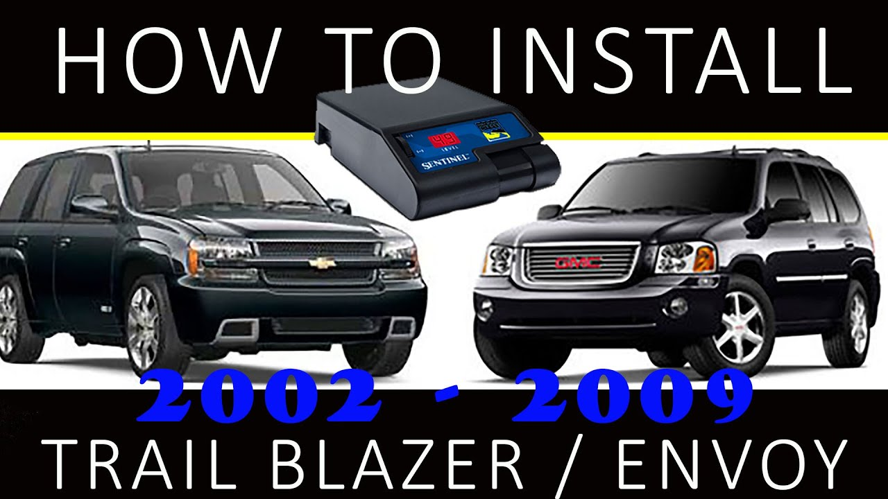 how to install a brake control envoy trail blazer 02 to 09 [ 1280 x 720 Pixel ]